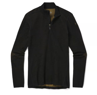 Men's Intraknit Merino 200 Pattern Quarter Zip - Idaho Mountain Touring