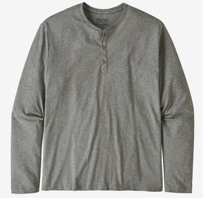 Men's Lightweight Henley Pullover - Idaho Mountain Touring