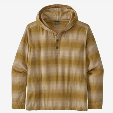 Men's Lightweight Fjord Flannel Hoody - Idaho Mountain Touring