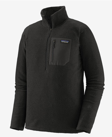 Men's R1 Air Zip-Neck Crew - Idaho Mountain Touring