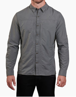 Men's Reflectr Long Sleeve Shirt - Idaho Mountain Touring