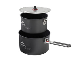 Ceramic 2 Pot Set - Idaho Mountain Touring