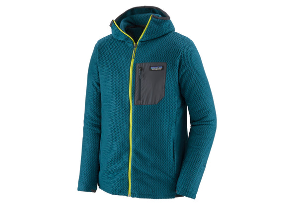 Men's R1 Air Full-Zip Hoody - Idaho Mountain Touring