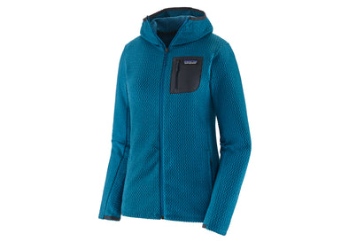 Women's R1 Air Full-Zip Hoody - Idaho Mountain Touring