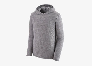 Men's Capilene Cool Daily Hoody - Idaho Mountain Touring