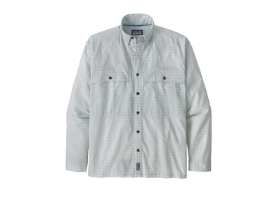 Men's Long-Sleeved Island Hopper Shirt - Idaho Mountain Touring