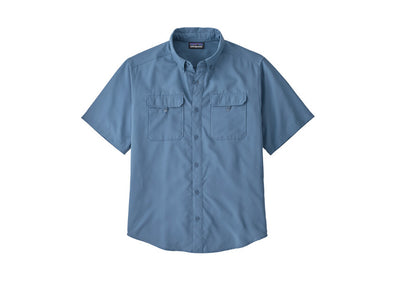 Men's Self-Guided Hike Shirt - Idaho Mountain Touring