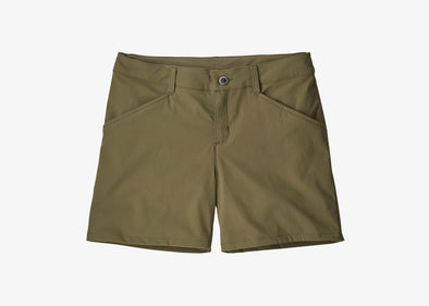 Women's Quandary Shorts - Idaho Mountain Touring