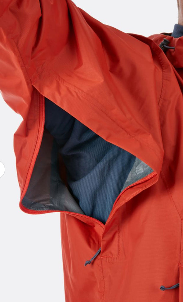 RAB Men's Downpour Jacket - Idaho Mountain Touring