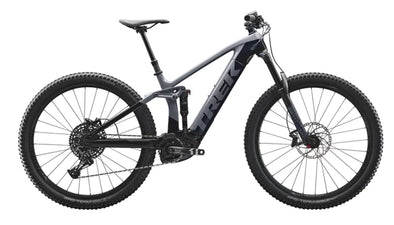Trek Men's Rail 9.7 E-Bike; 2020 - Idaho Mountain Touring