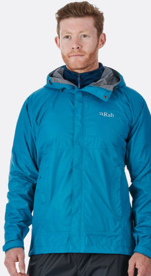 Men's Downpour Jacket - Idaho Mountain Touring