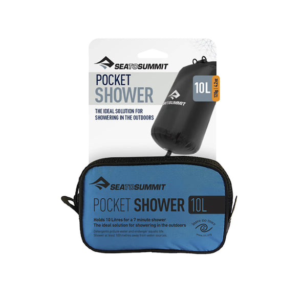 Sea to Summit Pocket Shower - Idaho Mountain Touring