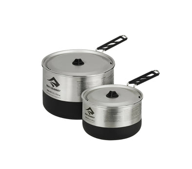 Sigma 2 Pot Cook Set - Idaho Mountain Touring