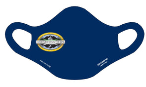 Giordana Idaho Mountain Touring Custom Face Mask - Idaho Mountain Touring