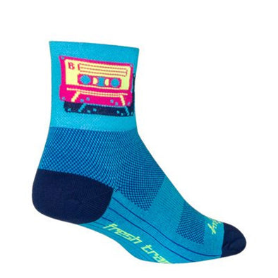 SockGuy Mixtape Socks - Idaho Mountain Touring