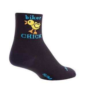 SockGuy Biker Chick Socks - Idaho Mountain Touring