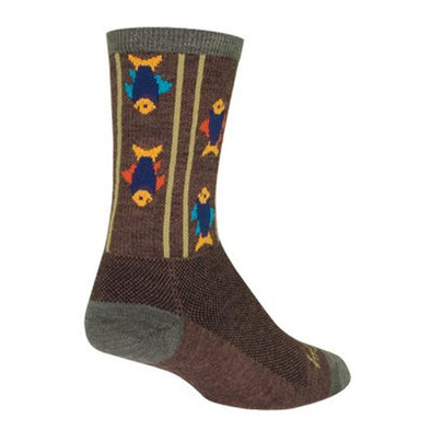 SockGuy Upstream Wool Crew - Idaho Mountain Touring