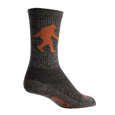 SockGuy Sasquatch Wool Socks - Idaho Mountain Touring