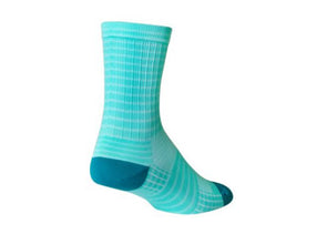 SGX Aqua Stripes Socks - Idaho Mountain Touring