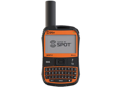SPOT X 2-Way Satellite Messenger - Idaho Mountain Touring