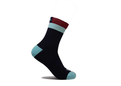 The Mason Blue Sock - Idaho Mountain Touring