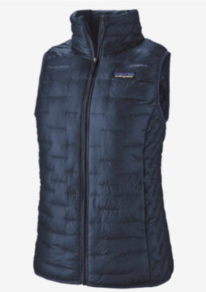 Women's Micro Puff Vest - Idaho Mountain Touring