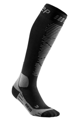 CEP Compression Women's Ski Merino Socks - Idaho Mountain Touring
