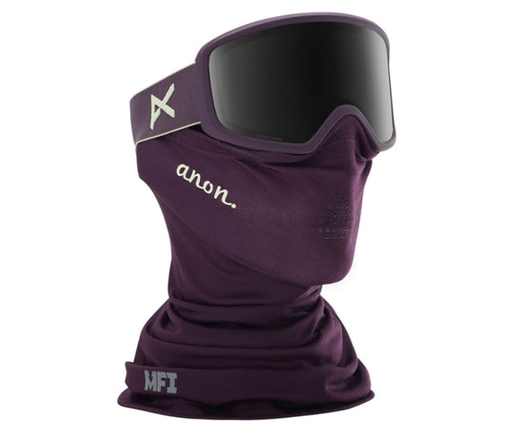 Anon Women's Deringer Goggles w/ MFI Face Mask - Idaho Mountain Touring