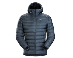 Arcteryx Men's Cerium LT Hoody - Idaho Mountain Touring
