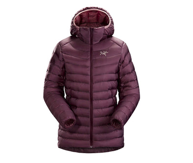 Arcteryx Women's Cerium LT Hoody - Idaho Mountain Touring