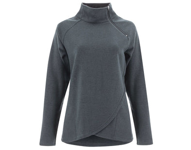 Aventura / Ecoths Women's Harlow Zip Neck - Idaho Mountain Touring