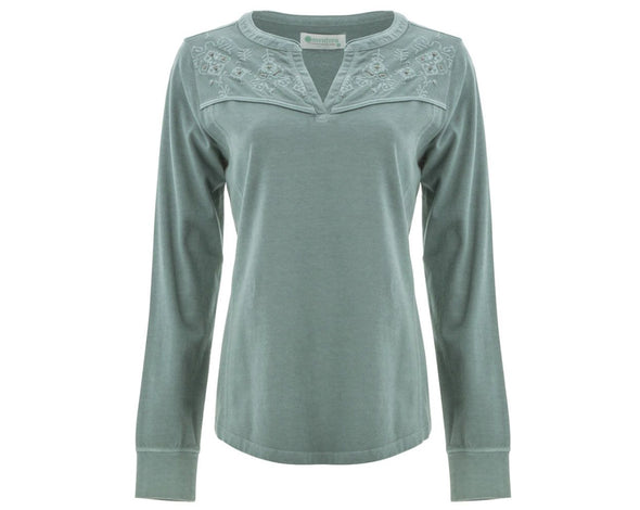 Aventura / Ecoths Women's Keera Long Sleeve Top - Idaho Mountain Touring