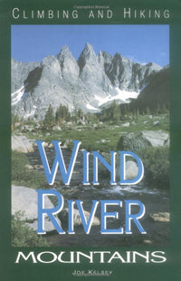 Misc Books and Media Climbing & Hiking Wind River 2nd Edition - Idaho Mountain Touring
