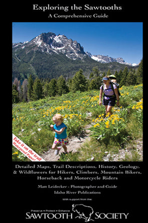 Misc Books and Media Exploring the Sawtooths - Idaho Mountain Touring