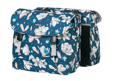 Magnolia Double Bicycle Bag