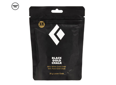 Black Diamond Black Gold Loose Chalk - 30g - Idaho Mountain Touring