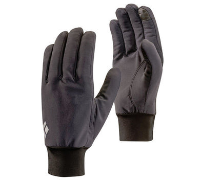 Black Diamond Men's LightWeight Softshell Glove - Idaho Mountain Touring