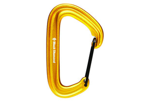 Black Diamond LiteWire Carabiner - Idaho Mountain Touring