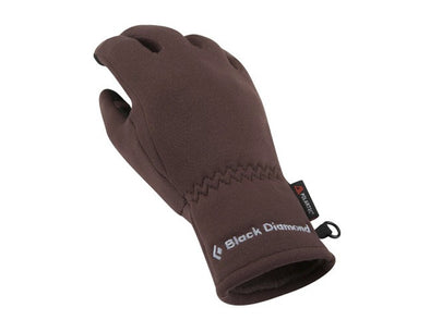 Black Diamond Men's Fleece Weight Liner Digital Gloves - Idaho Mountain Touring