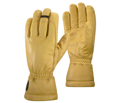 Black Diamond Men's Work Gloves - Idaho Mountain Touring