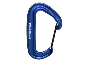 Black Diamond MiniWire Carabiner - Idaho Mountain Touring