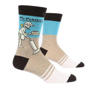 Men's Mr. Perfect Crew Socks