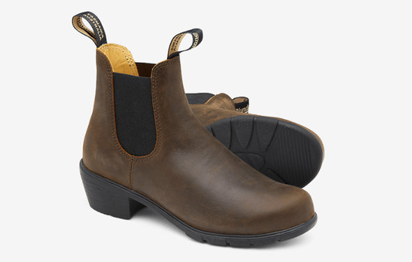 Blundstone Women's Heeled Chelsea Boot - Style #1673 - Idaho Mountain Touring