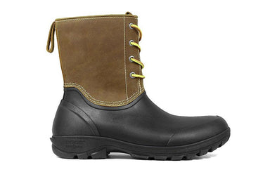 BOGS Men's Sauvie Snow Leather Boot - Idaho Mountain Touring