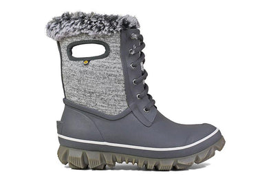 BOGS Women's Arcata Knit Winter Boot - Idaho Mountain Touring