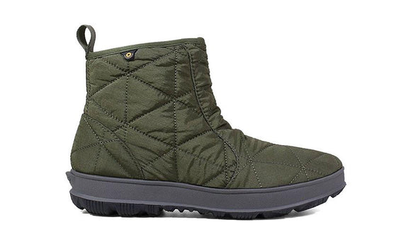 BOGS Women's Snowday Low Winter Boot - Idaho Mountain Touring