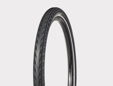 Bontrager H2 Hard-Case Ultimate Reflective Hybrid Tire - Idaho Mountain Touring