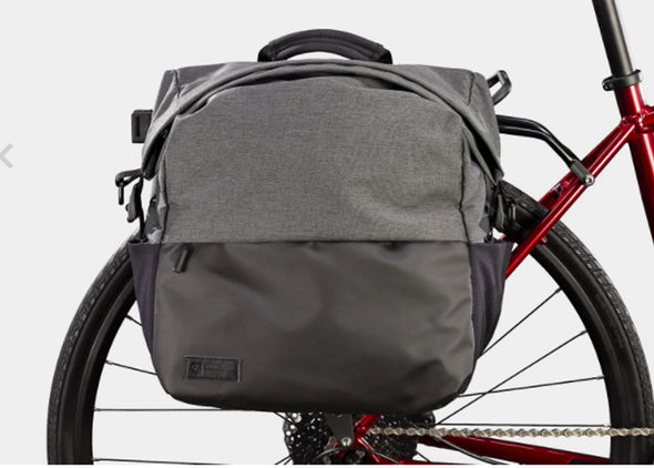 Bontrager City Shopper Pannier - Idaho Mountain Touring