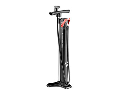 Bontrager Tubeless Ready (TLR) Flash Charger Floor Pump 2.0 - Idaho Mountain Touring