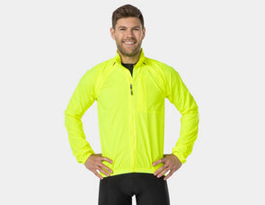 Bontrager Men's Circuit Convertible Windshell Cycling Jacket - Idaho Mountain Touring
